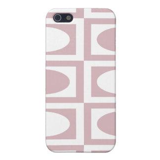 Minnie Malvenfarbe iPhone 5 Case