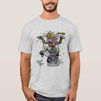 Minnie Radfahrer T-Shirt