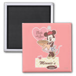 Minnies Küche Minnie Mouse Kühlschrankmagnete