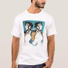 Minoan Fresko, Frauen T-Shirt