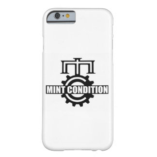 Mint Condition-Zahn-Logo iPhone 6/6s Fall Barely There iPhone 6 Hülle