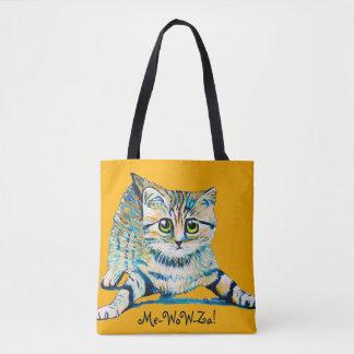 Mir-Wow-Za! Kitty-Taschentasche Tasche