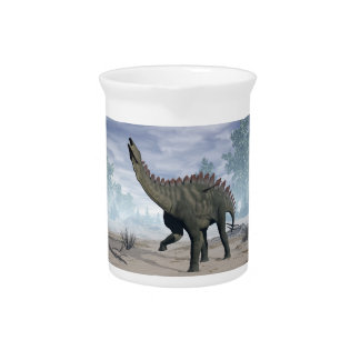 Miragaia Dinosaurier - 3D übertragen Getränke Pitcher
