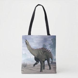 Miragaia Dinosaurier - 3D übertragen Tasche