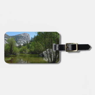 Mirror See I in Yosemite Nationalpark Kofferanhänger