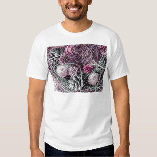 Miscellaneous - Winter Pine Cones Patterns One Shirts