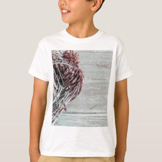 Miscellaneous - Winter Pine Cones Patterns Three Shirts