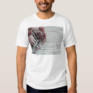 Miscellaneous - Winter Pine Cones Patterns Three T-Shirts