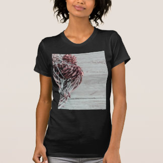 Miscellaneous - Winter Pine Cones Patterns Three T Shirts