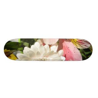 MischBlumen 2 mf 18,1 Cm Old School Skateboard Deck