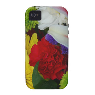 MischBlumen 4 mf iPhone 4 Case