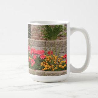 MischBlumen-Kaffee-Tasse Tasse