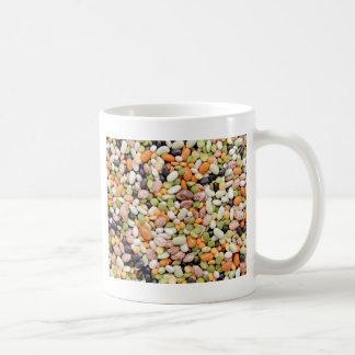 Mischbohnen Kaffeetasse