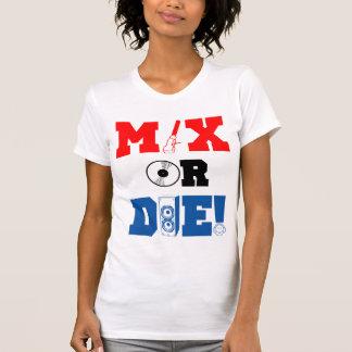 Mischen Sie oder die Damen-T - Shirt