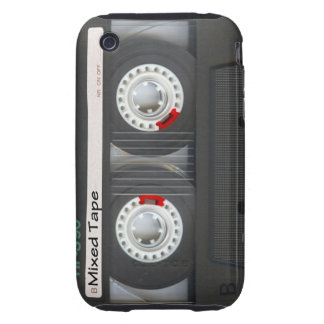Mischkasette Tough iPhone 3 Cover