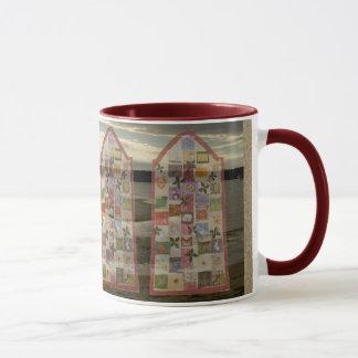 Mischmedium-Foto-Collagen-Tasse Tasse