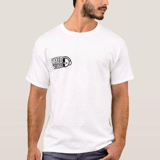 Mischmitteilungs-Logo-Shirt T-Shirt