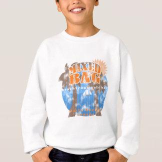 Mischtaschen-spanisches Bar (getragener Blick) Sweatshirt