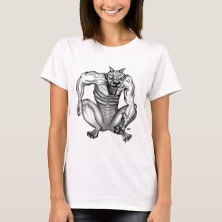 Mischwesen - Troll Teufel und Golem T-Shirt