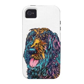 Mischzucht-Hund iPhone 4/4S Case