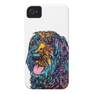 Mischzucht-Hund iPhone 4 Hülle