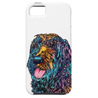 Mischzucht-Hund iPhone 5 Etui