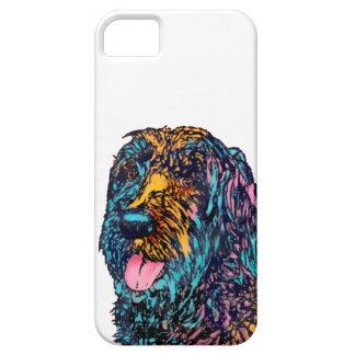 Mischzucht-Hund iPhone 5 Hüllen