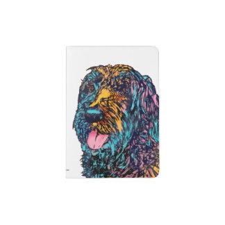 Mischzucht-Hund Passhülle