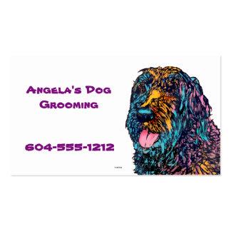 Mischzucht-Hund Visitenkarten