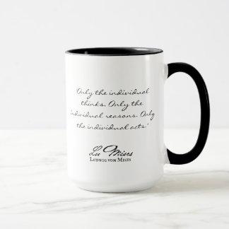 Mise ist meine Homeboy-Gewohnheits-Tassen Tasse