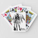 Miserabele feenhafte Kleidung für Erwachsene und K Poker Karten