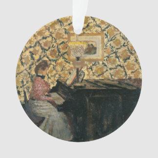 Misia am Klavier Ornament