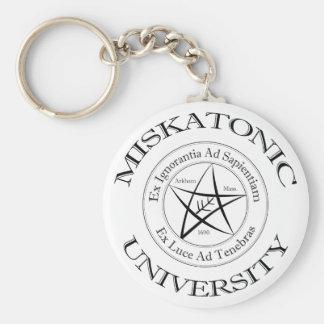 Miskatonic Universität Keychain Schlüsselband