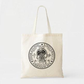 Miskatonic Universitäts-CTHULHU lovecraft Tasche