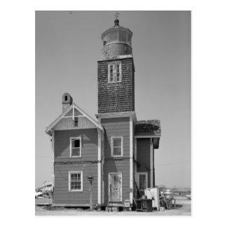 Mispillion Leuchtturm Postkarte