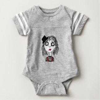 Miss.Marie Baby Strampler