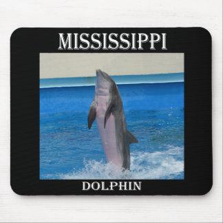 Mississippi-Delphin Mousepad