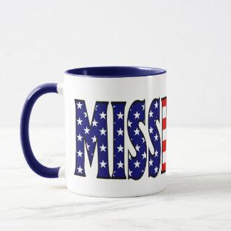 Mississippi-Kaffee-Tasse Tasse