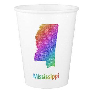 Mississippi Pappbecher