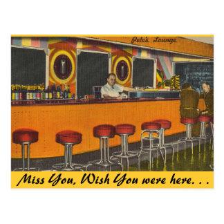 Mississippi, Peters Bar Postkarte