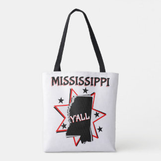 Mississippi-Staat Sie Tasche