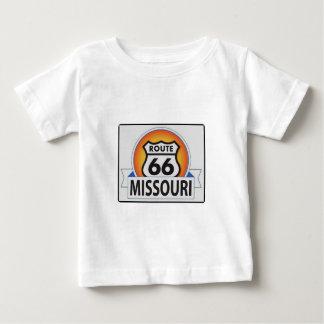 MISSOURI66 BABY T-SHIRT