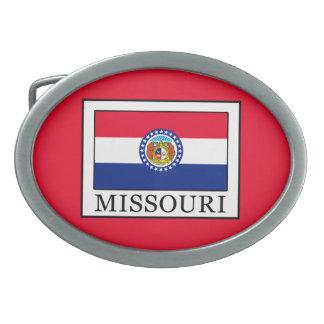 Missouri Ovale Gürtelschnallen