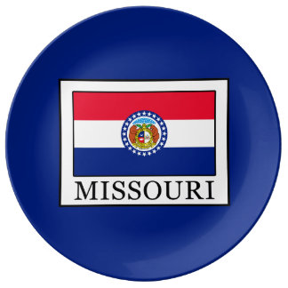 Missouri Porzellanteller