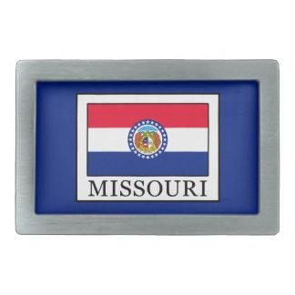 Missouri Rechteckige Gürtelschnallen