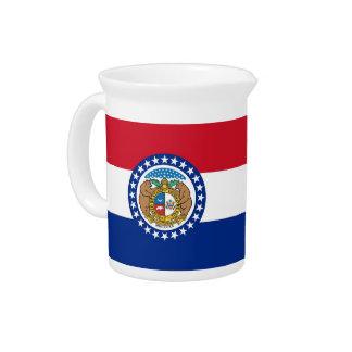 Missouri-Staats-Flaggen-Krug Krug