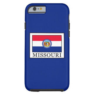 Missouri Tough iPhone 6 Hülle
