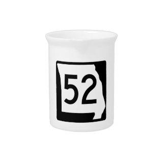 Missouri-Weg 52 Getränke Pitcher