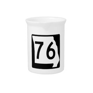 Missouri-Weg 76 Getränke Pitcher