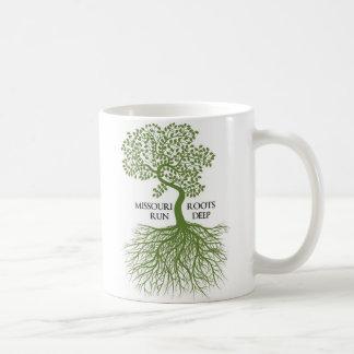 Missouri-Wurzeln Kaffeetasse